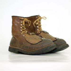 "Redwing #4492 TRUWELT 8"" Electrical Work Boots"